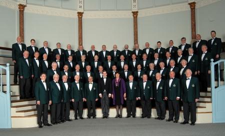 Police Choir 2014